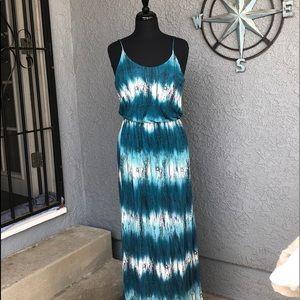 Lush Maxi dress NWOT